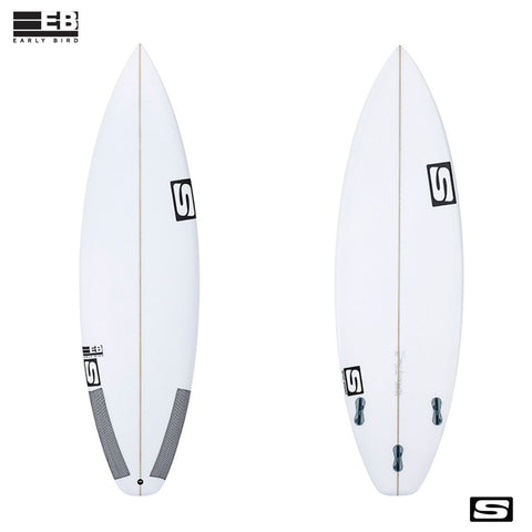 Simon Anderson EB Surfboard - Surf' in Monkeys School & Shop