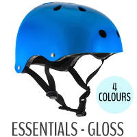 SFR Essentials Helmet – Gloss 4 Colours - Surf' in Monkeys School & Shop