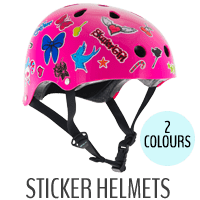 SFR Sticker Helmets – 2 Colours - Surf' in Monkeys School & Shop