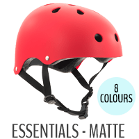SFR Essentials Helmet – Matte 8 Colours - Surf' in Monkeys School & Shop