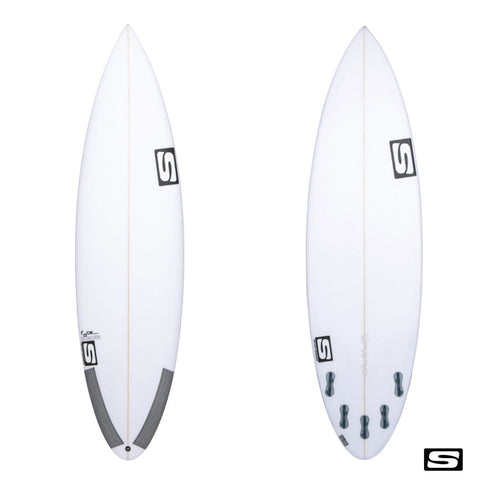 Simon Anderson Face Dancer Step Up Surfboard - Surf' in Monkeys School & Shop