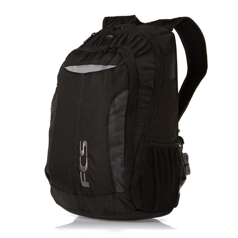 FCS IQ Backpack - Black - Surf' in Monkeys School & Shop
