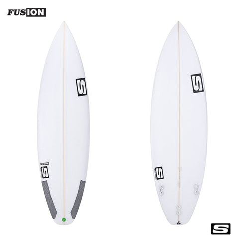 Simon Anderson Fusion Surfboard - Surf' in Monkeys School & Shop