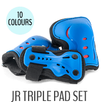 SFR Junior Triple Pad Set - 10 Colours - Surf' in Monkeys School & Shop