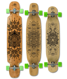 Mindless Voodoo Hamu Longboard - Surf' in Monkeys School & Shop