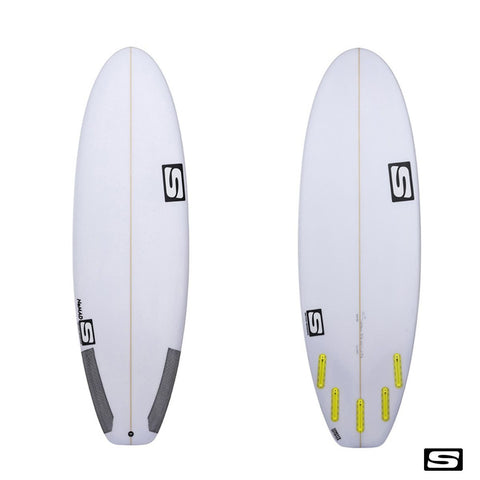 Simon Anderson Nomad Surfboard - Surf' in Monkeys School & Shop