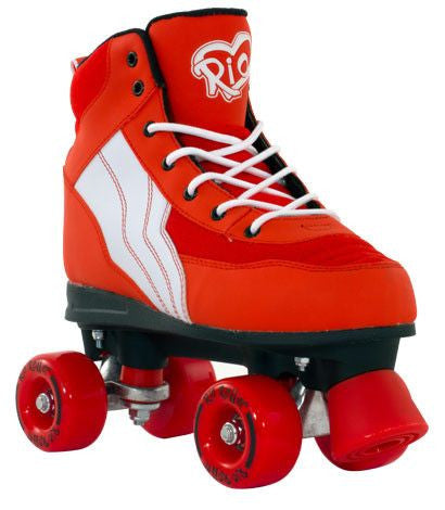 Rio Roller Pure Red / White - Surf' in Monkeys School & Shop