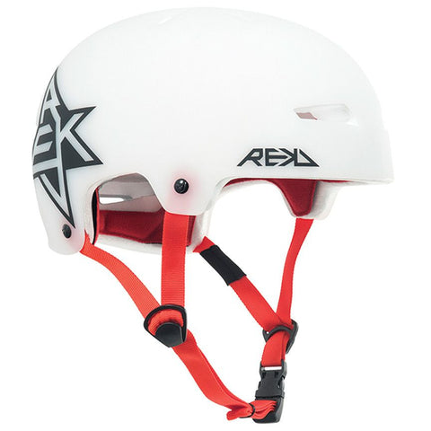 REKD Elite Icon Semi Transparent Helmet - Surf' in Monkeys School & Shop