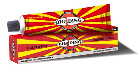Big Ding UV Cure Polyester Fiberstrong - Surf' in Monkeys School & Shop