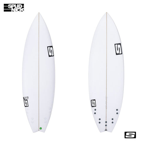 Simon Anderson Spud Nick Surfboard - Surf' in Monkeys School & Shop