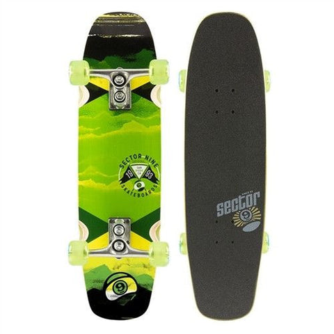 Sector 9 Sidewinder - Surf Barra Soap Green/Blue - Surf' in Monkeys School & Shop