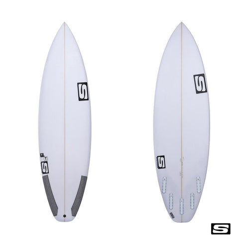 Simon Anderson T&T Surfboard - Surf' in Monkeys School & Shop