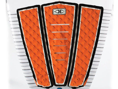 Ocean & Earth Kanoa Igarashi Surfboard Tail Pad - Orange - Surf' in Monkeys School & Shop