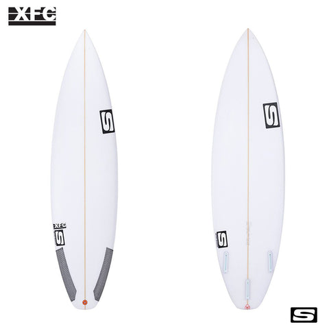 Simon Anderson XFC Surfboard - Surf' in Monkeys School & Shop