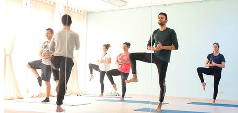 5 Yoga Classes Package (Group or Personal Trainer) - Surf' in Monkeys School & Shop