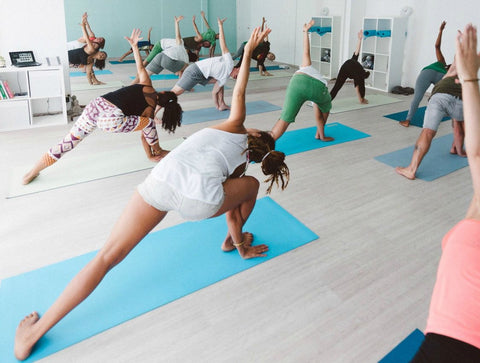 12 Yoga Classes Package (Group or Personal Trainer) - Surf' in Monkeys School & Shop