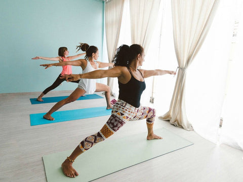 12 Group Yoga Classes Package - Surf' in Monkeys School & Shop