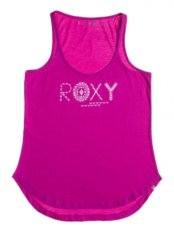 Roxy Basic Top - Pink - Surf' in Monkeys School & Shop