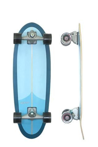 "Carver Skateboards 30"" Eggbeater - Surf' in Monkeys School & Shop"