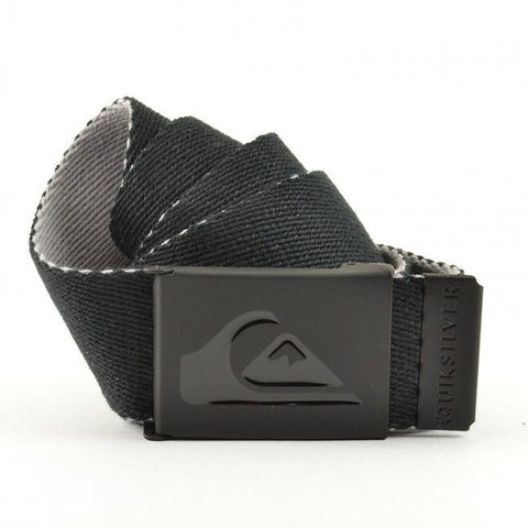 Quiksilver Double Vevo Junior Belt - Black - Surf' in Monkeys School & Shop