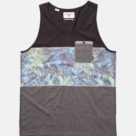 Billabong Tribong Tank Top - Black - Surf' in Monkeys School & Shop