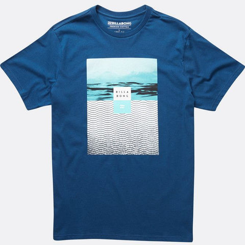 Billabong Witness T-shirt - Dark Marine - Surf' in Monkeys School & Shop