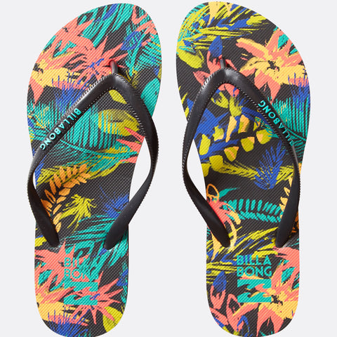 Billabong Dama Sandals - Tropic - Surf' in Monkeys School & Shop