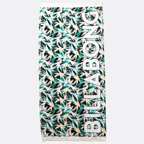 Billabong Rigid Tide Towel - Tropic - Surf' in Monkeys School & Shop