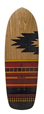 "Carver 29.50"" Courtney Conlogue Deck - Surf' in Monkeys School & Shop"