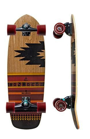 "Carver Skateboards 29.50"" Courtney Conlogue - Surf' in Monkeys School & Shop"