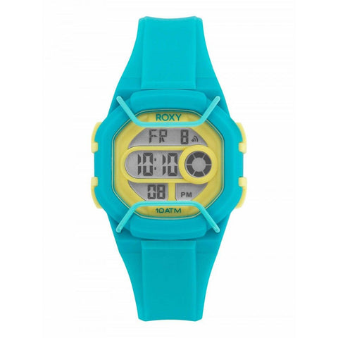 Roxy The Guard Women´s Digital Watch - Blue/Yellow - Pink/Orange - White/Blue - Surf' in Monkeys School & Shop