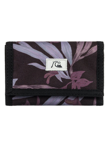 Quiksilver Scorpio Wallet - WL Scorpio Tarmac/Brown - Surf' in Monkeys School & Shop
