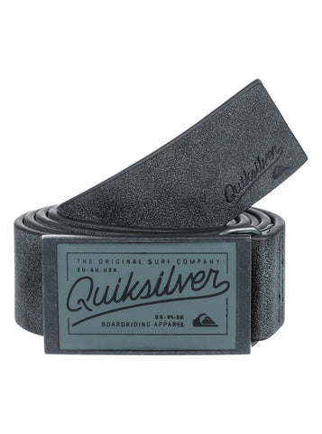 Quiksilver Locked Belt - Black - Surf' in Monkeys School & Shop