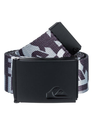 Quiksilver Final Belt - Black - Surf' in Monkeys School & Shop
