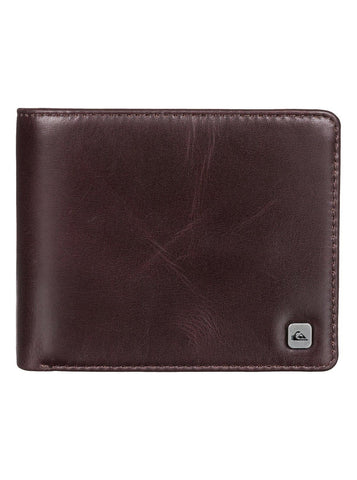 Quiksilver Macking Wallet - Brown - Surf' in Monkeys School & Shop