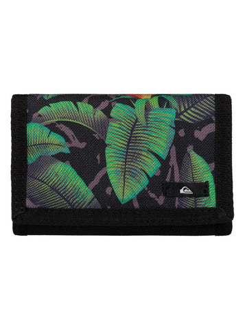 Quiksilver Reception Wallet - Jadesheen - Surf' in Monkeys School & Shop