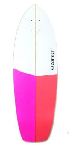 "Carver 30.25"" Firefly Deck - Surf' in Monkeys School & Shop"