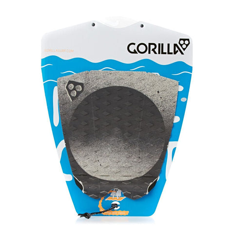 Gorilla 3 Piece Feed Moonshine Surfboard Tail Pad - Multicolor - Surf' in Monkeys School & Shop