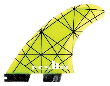 FCS II Kolohe Andino PC Tri Surf Fin Set - Surf' in Monkeys School & Shop