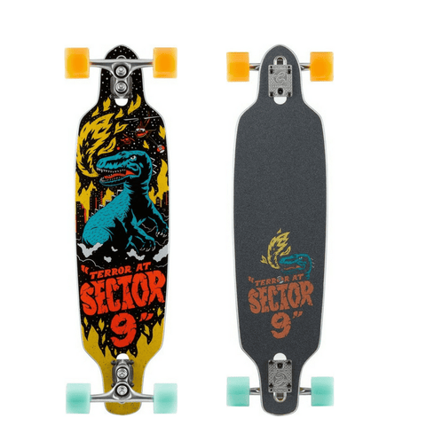 Sector 9 Sidewinder - Mini Fractal - Ian Jepson Range - Surf' in Monkeys School & Shop