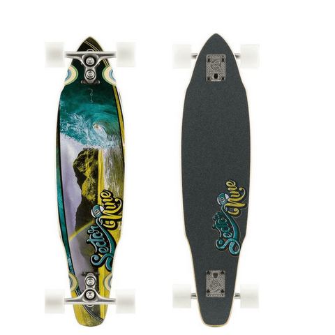 Sector 9 Sidewinder - Surf Chamber Exposure - Surf' in Monkeys School & Shop