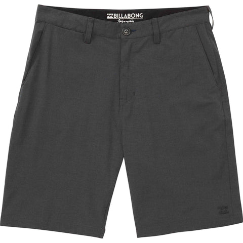 "Billabong Crossfire X Submersible 21"" Boardshort - Asphalt - Surf' in Monkeys School & Shop"