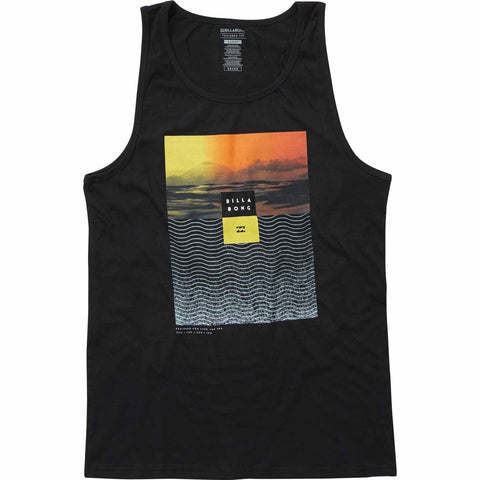 Billabong Witness Tank - Black - Surf' in Monkeys School & Shop