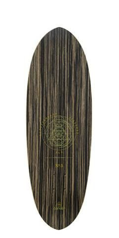 "Carver 30"" Haedron No. 3 Deck - Surf' in Monkeys School & Shop"