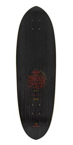 "Carver 33"" Haedron No. 6 Deck - Surf' in Monkeys School & Shop"