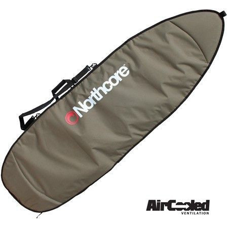 "Northcore ""Aircooled Board Jacket"" Shortboard Bag - Surf' in Monkeys School & Shop"