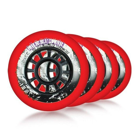 Powerslide Hurricane 76mm, 80mm - Surf' in Monkeys School & Shop