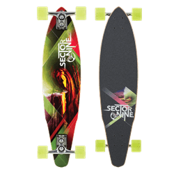 Sector 9 Sidewinder - Surf Revolver - Surf' in Monkeys School & Shop
