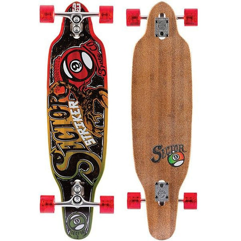 Sector 9 Sidewinder - Surf Strike 15 Rasta/Blue - Surf' in Monkeys School & Shop