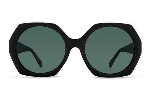 Vonzipper Buelah Sunglasses - Black Gloss/Vintage Grey - Surf' in Monkeys School & Shop